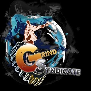 """GRIND SYNDICATE, MIXED """"LIVE"""" on 88.1 WMBR radio Boston, """"THE LOST ART"""" with DJ D.C."""