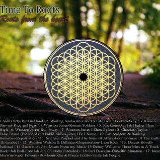 """Time to Roots SEP 2015  Roots from the Heart 100% 12"""" 10"""" 7"""" Vinyl Mix Selection (Vocal/Dub&Extended"""
