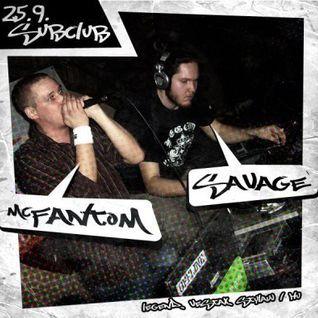 Savage + MC Fantom - Blog Tech house After 20120129