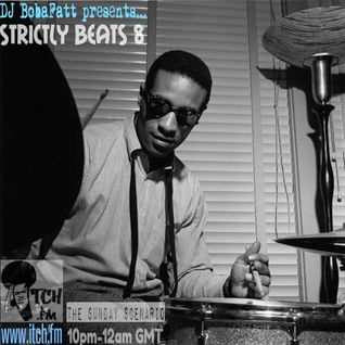Strictly Beats 8 | Live on Itch FM 6.7.14