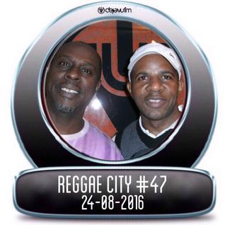 REGGAE CITY #47