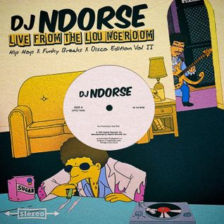 Live From The Loungeroom - Hip Hop X Funky Breaks X Disco Edition Vol II