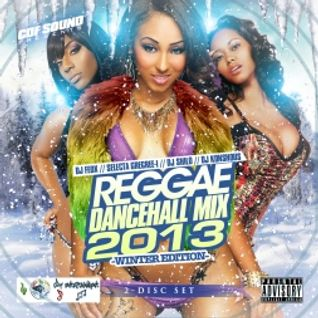 CDF Sound (Culture Disciple Family) - CDF Sound Dancehall 2013 Winter (Disc 1)