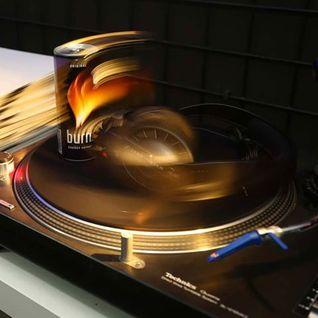 burn residensy 2014 Techno Mix Tape