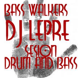 SESION DJ LEPRE - temas propios 2013 - BASS WALKERS