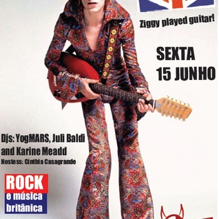 London Calling: Ziggy Played Guitar! (junho 2012)