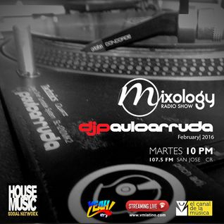 Paulo Arruda at Mixology Radio Show • FM 107.5 YEAH! (Costa Rica) Feb | 2016