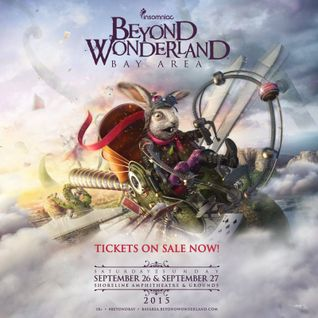 Tiesto - Live @ Beyond Wonderland 2015 (Bay Area) - 27.09.2015