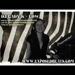 DJ LADY K-LOW  - 26TH JULY 2014 VINYL HOUSE SESSION #6