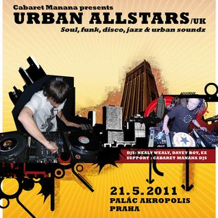 Urban Allstars in the mix