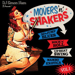 MOVERS 'N' SHAKERS VOL1