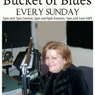 Blues fans choose the songs for the show - Jukin Jenn's Bucket of Blues Show 63 2-13-2016