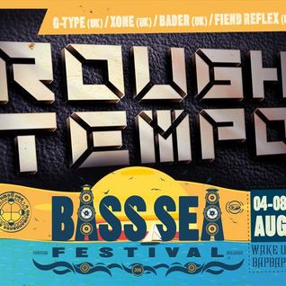 BassSea Warm Up Rough Tempo Show 24th July 16 (XONE 2B2 FIENDREFLEX B2B BADER, FT LEKTRA MC)