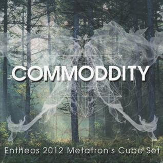 Entheos 2012 Metatron's Cube Set