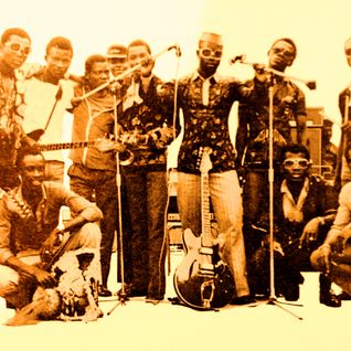 Total Eclipse: Afro Funk & Fury!
