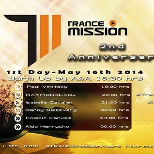 #TranceMission - Cosmic Canvas