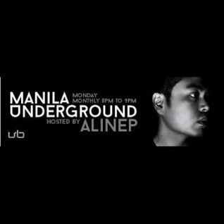 Manila Underground with Alinep at UB Radio :: July 28, 2014