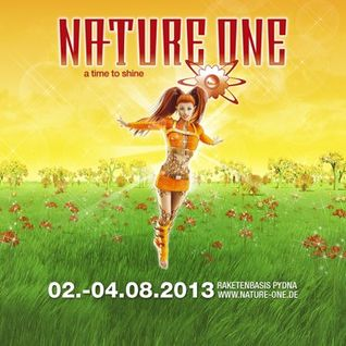 Dominik Eulberg - Live @ Nature One 2013 (Germany) - 03.08.2013