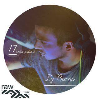 Raw Trax Radio Podcast #017 Dj Beens (ITA)