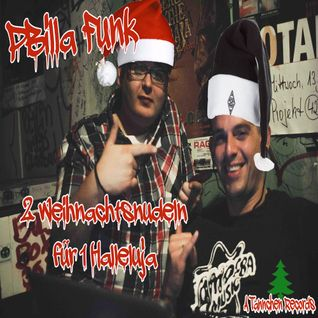 PBilla Funk - Zwei Weihnachtsnudeln für ein Halleluja