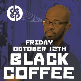 Black Coffee Live in San Francisco (October 12, 2012)