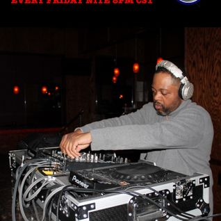 DJ TIP-The Warehouse Show May 15 2015