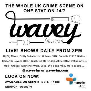 The Odie & Doombia Show 10pm - 12am On www.waveyfm.com Every Tuesday @KIPPromotions