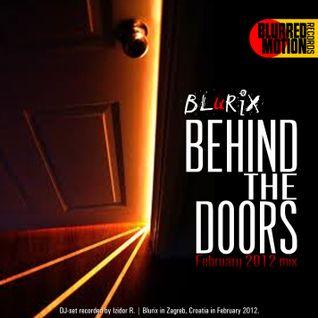 Behind The Doors (mix)