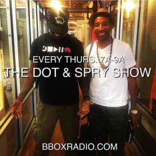 "The Dot & Spry Show #1608: The ""Taxes"" Episode!"