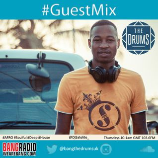 DJ Satelite - Angola brings theDRUMS