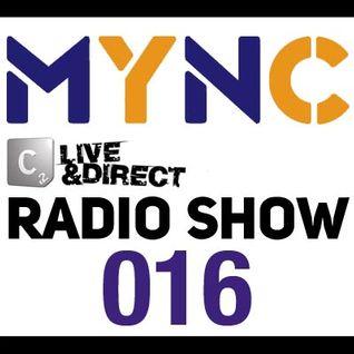 MYNC presents Cr2 Records Radio Show 016
