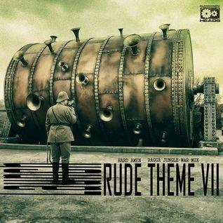 Launch - Rude Theme VII ( hard, amen, raggajunglewar mix )