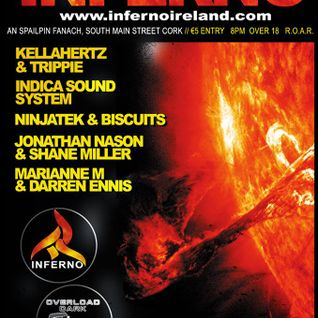 Inferno - Cork, 23rd Nov 13