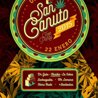 Mr Lemonz & King Shorty - San Canuto 2015 UAM Madrid - 22/01/15
