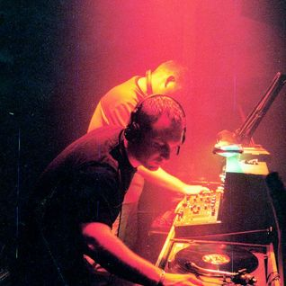 Dean Sherry. Motion @Club MONO Dublin 2002