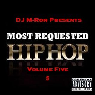 Most Requested Hip-Hop Vol. 5