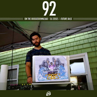 Beantown Boogiedown Podcast 092: DJ Zoses (Future Bass)
