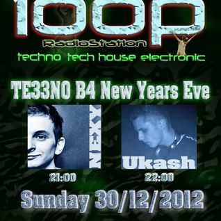 Ukash @ New Years Eve @LoopRadio(Athens)30.12.12