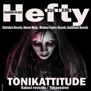 Hefty Radio Teksession Exclusive Mix