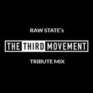 RAW STATE - tribute mix to The Third Movement - vinyl only