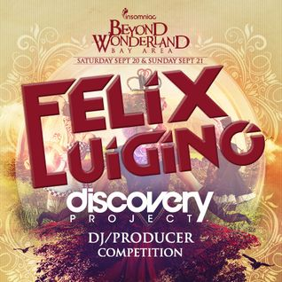 Discovery Project: Beyond Wonderland Bay Area 2014 (Felix Luigino Live Mix)