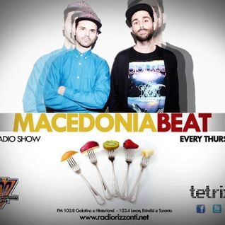 Tetrixx --> Macedonia Beat - Pt. 53 Special Mix Edtion 2D Noize