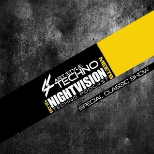 Peter M. Lawrence @ Art Style Techno meets NightVision Techno Podcast Special Classic Show 9.12.2013