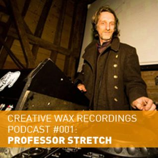Creative Wax Podcast 001