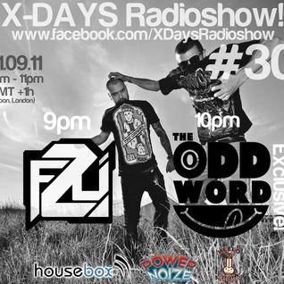 X-DAYS Radioshow! #30 - F2U