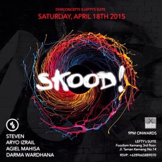 Live from SKOOD! party @ Lefty's Suite, April 2015