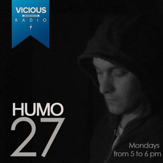 Humo 27 on Vicious Radio 28/04/2014