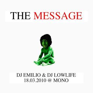 The Message Mix (Hip Hop)