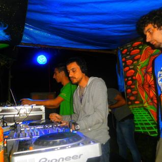 Mozza & Sale B2B Set at WickedForest Open Air Party (2013)