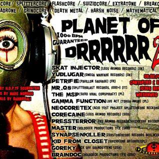 MasteR @ Planet of DRRRRRRRR 2 - Kili-Manjaro Berlin- 08.02.14